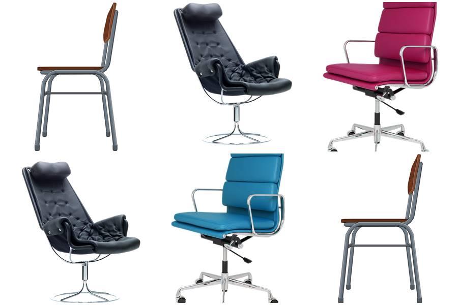 Как выбрать удобный и стильный стул для письменного стола