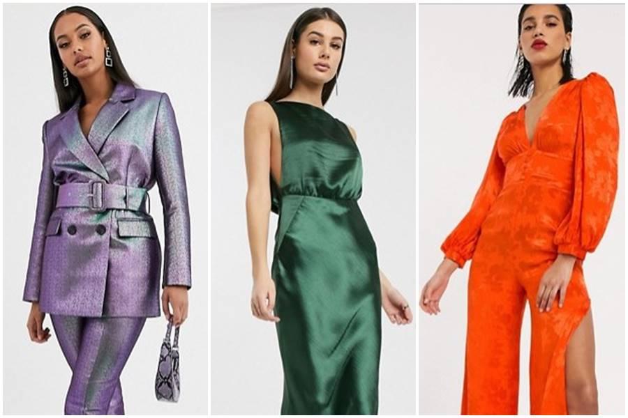 Что надеть на новогодний корпоратив – 2020: актуальные цвета и фасоны