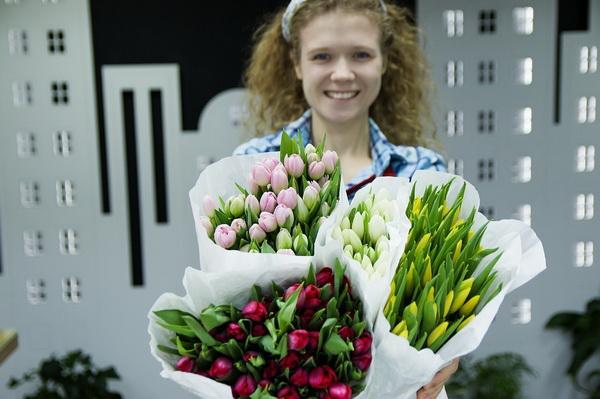 реклама в цветочном бизнесе