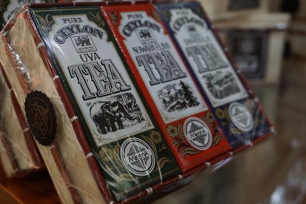 товар для чайной лавки