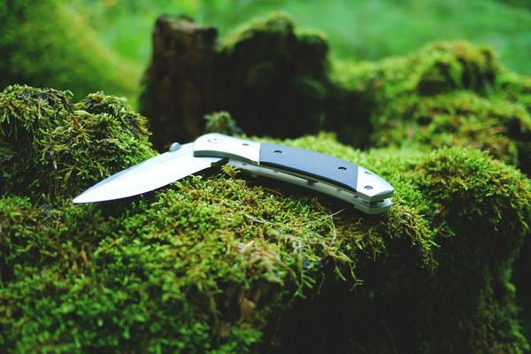 лучший подарок мужчине - складной нож